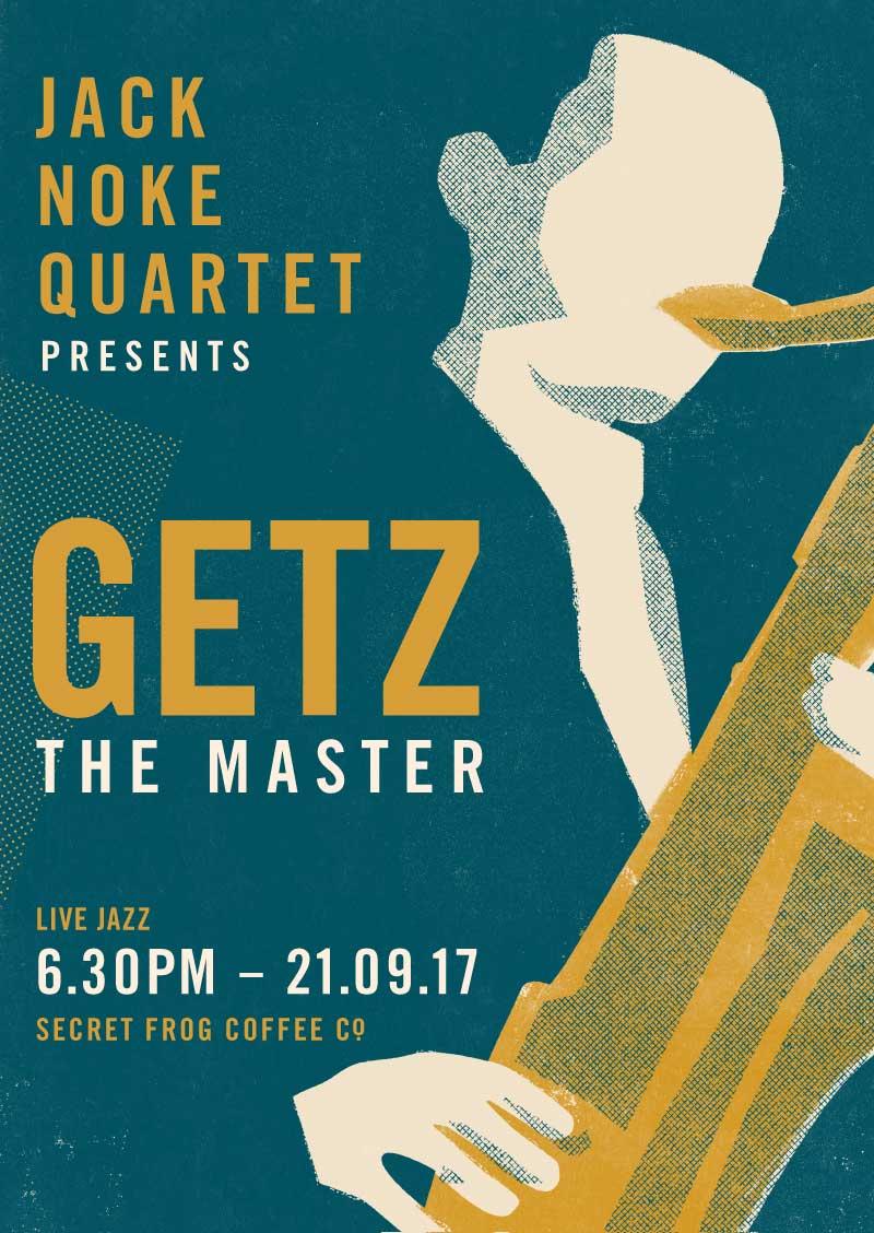 Jazz night at the secret frog